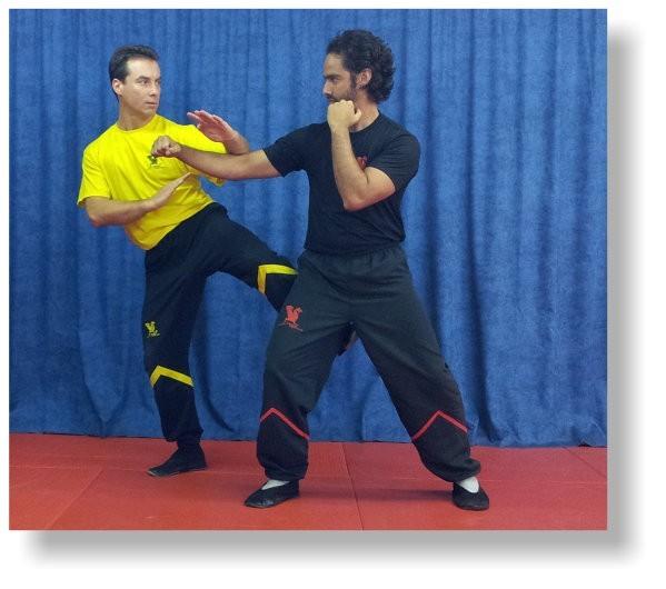 Wing Tsun- Einzelunterricht ermöglich rasche Fortschritte bei flexibler Zeiteinteilung