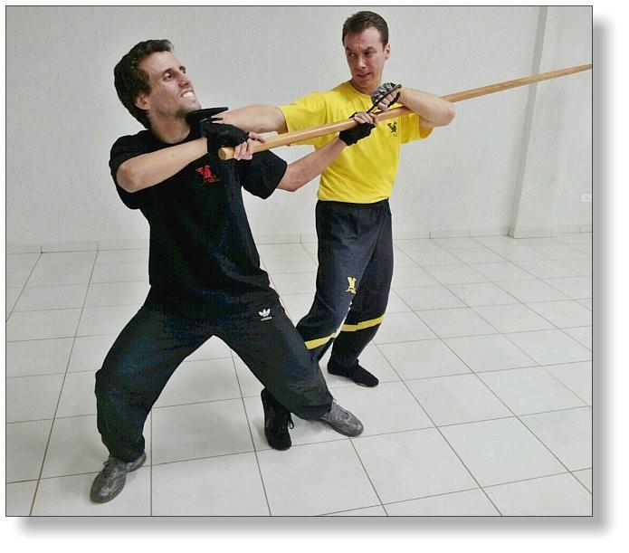 Wing Tsun Bat Cham Dao - 8 Wege der Messer