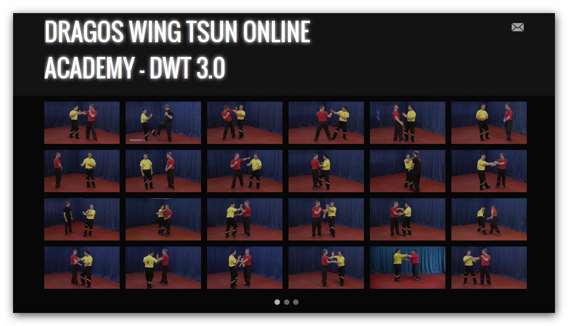 DRAGOS WING TSUN Online-Academy