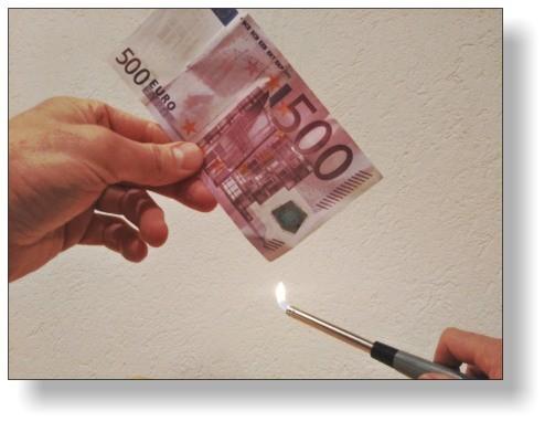 Vermeiden Sie finanzielle Fehler!