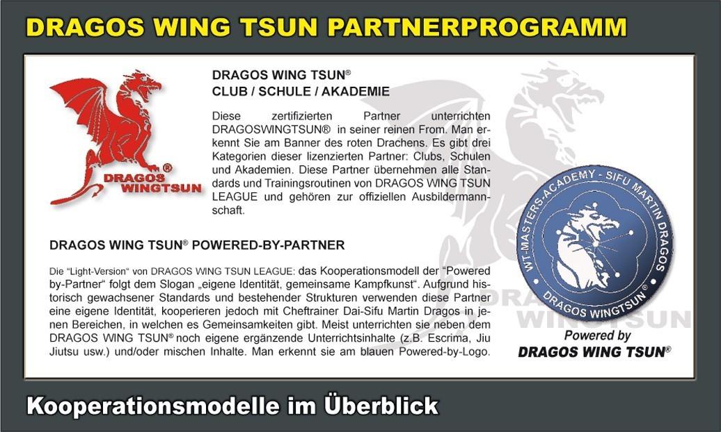Sie möchten Wing Tsun Haupt- oder Nebenberuflich ausüben? Wir zeigen Ihnen wie das geht!