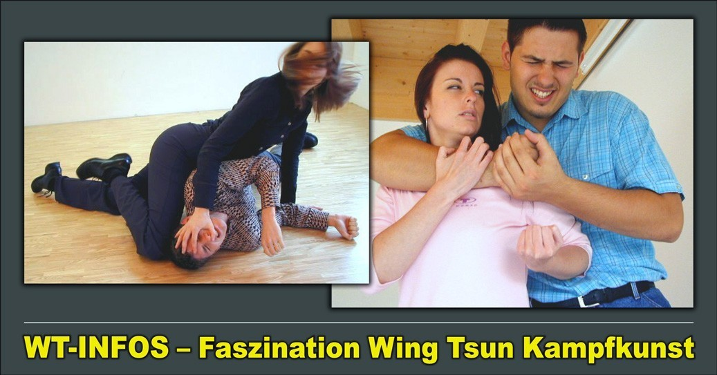 Wing Tsun Infos - alles über Wing Tsun. Lesen Sie hier über Geschichte, Philosophie, Taktik und Funktionsweise des Wing Tsun.