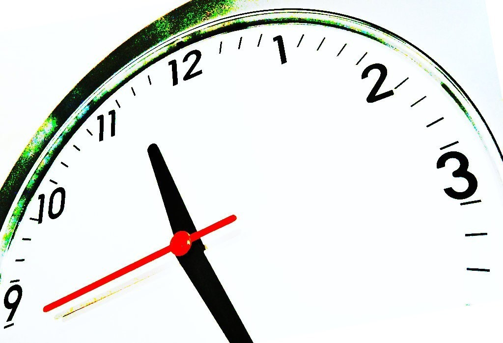 Zeit ist kostbar - vergeuden Sie sie nicht!
