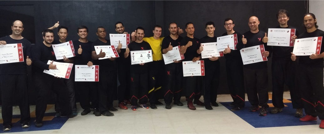 DRAGOS WING TSUN LEAGUE - Kooperationsbündnis von DWT-Enthusiasten