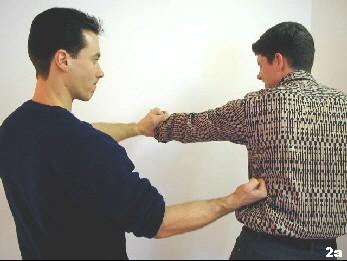 Wing Tsun Selbstverteidigung Gratis Kurs - Alternative Fausthaltung